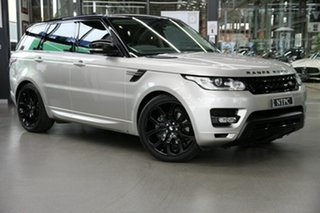 2015 Land Rover Range Rover Sport L494 15.5MY SE Gold 8 Speed Sports Automatic Wagon.