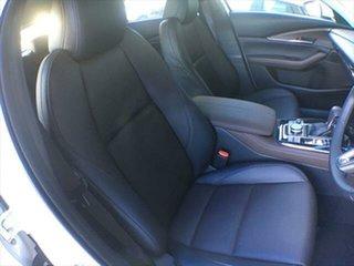 2021 Mazda CX-30 DM2WLA G25 SKYACTIV-Drive Touring Snowflake White Pearl 6 Speed Sports Automatic