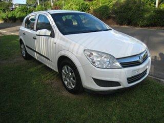 2008 Holden Astra  AUTO, Finance $42 Per Week White 4 Speed Automatic Hatchback.