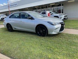 2017 Toyota Camry ASV50R MY17 RZ S.E. Premium Silver 6 Speed Automatic Sedan.