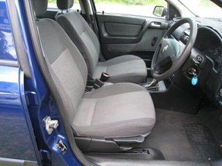 2003 Holden Astra TS Auto City Blue 4 Speed Automatic Sedan