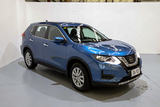 2020 Nissan X-Trail T32 Series II ST X-tronic 2WD Blue 7 Speed Constant Variable Wagon