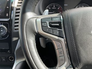 2019 Mitsubishi Pajero Sport QE MY19 GLX White 8 Speed Sports Automatic Wagon