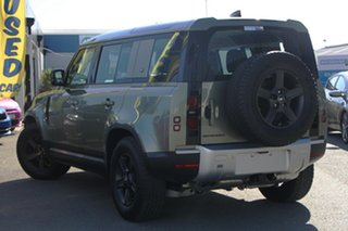 2020 Land Rover Defender L663 20.5MY Standard SE Pangea Green 8 Speed Sports Automatic Wagon.