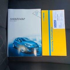 2011 Mazda 2 DE10Y1 MY10 Neo Green 5 Speed Manual Hatchback
