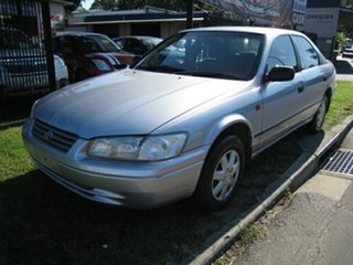 2000 Toyota Camry SXV20R CSi Silver 4 Speed Automatic Sedan.