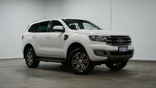 2019 Ford Everest UA II 2019.00MY Trend White 6 Speed Sports Automatic SUV.