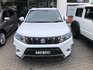 2021 Suzuki Vitara LY Series II Turbo 4WD White 6 Speed Sports Automatic Wagon.