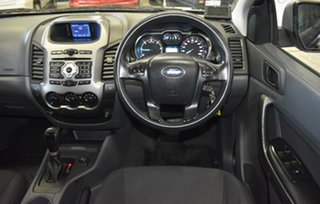 2014 Ford Ranger PX XLS 3.2 (4x4) Grey 6 Speed Automatic Double Cab Pick Up