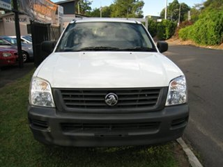 2006 Holden Rodeo RA Finance $42 Per Week White 5 Speed Manual Utility.