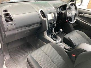 2017 Isuzu D-MAX TF MY15.5 LS-M HI-Ride (4x4) White 5 Speed Manual Crew Cab Utility