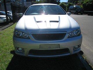 2004 Ford Falcon BA Finance $46 Per Week GT Body Kit Silver 4 Speed Automatic Sedan.