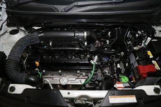 2017 Suzuki Ignis MF GL White 1 Speed Constant Variable Hatchback
