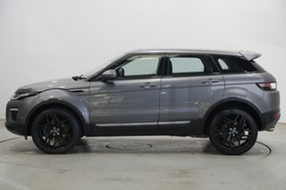 2017 Land Rover Range Rover Evoque L538 MY18 TD4 150 SE Grey 9 Speed Sports Automatic Wagon.