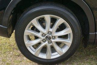 2013 Mazda CX-5 KE1021 MY13 Akera SKYACTIV-Drive AWD Black 6 Speed Sports Automatic Wagon