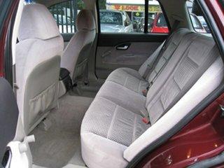 2005 Ford Falcon BA MkII XT Maroon 4 Speed Auto Seq Sportshift Wagon