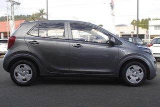 2021 Kia Picanto JA MY21 S Astro Grey 4 Speed Automatic Hatchback.