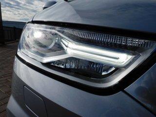 2016 Audi Q3 8U MY16 TFSI S Tronic Quattro Sport Silver 7 Speed Sports Automatic Dual Clutch Wagon