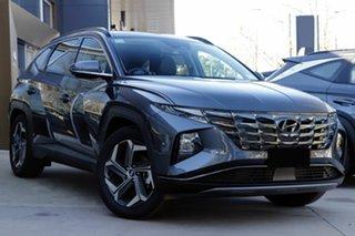 2021 Hyundai Tucson NX4.V1 MY22 Highlander 2WD Deep Sea 6 Speed Automatic Wagon.