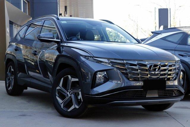 New Hyundai Tucson NX4.V1 MY22 Highlander 2WD Brookvale, 2021 Hyundai Tucson NX4.V1 MY22 Highlander 2WD Amazon Gray 6 Speed Automatic Wagon