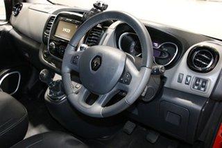 2018 Renault Trafic X82 MY18 Formula Edition LWB Red 6 Speed Manual Van