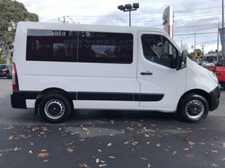 2015 Renault Master X62 Mid Roof LWB AMT 6 Speed Sports Automatic Single Clutch Bus.