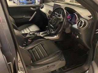2019 Mercedes-Benz X-Class 470 350d Edition 1 (4Matic) Rock Grey Metallic 7 Speed Automatic