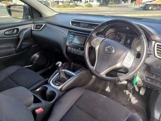 2016 Nissan Qashqai J11 ST Grey 6 Speed Manual Wagon