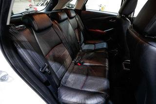 2015 Mazda CX-3 DK2W7A Akari SKYACTIV-Drive White 6 Speed Sports Automatic Wagon