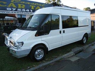 2004 Ford Transit VH Mid (LWB) White 5 Speed Manual Van.