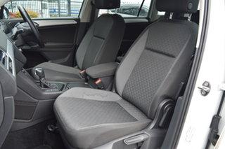2017 Volkswagen Tiguan 5N MY18 110TSI DSG 2WD Comfortline White 6 Speed Sports Automatic Dual Clutch