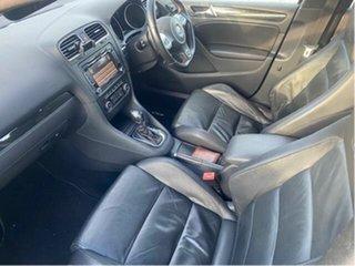 2011 Volkswagen Golf 1K MY12 GTi Grey 6 Speed Direct Shift Hatchback.