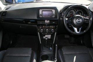 2013 Mazda CX-5 KE1021 Grand Touring SKYACTIV-Drive AWD Jet Black 6 Speed Sports Automatic Wagon