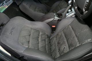 2006 Ford Falcon BF Mk II XR8 Ute Super Cab Black 6 Speed Sports Automatic Utility
