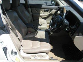 2002 Subaru Outback GEN3 Luxury White 4 Speed Automatic Wagon