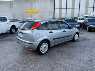 2003 Ford Focus LR CL Silver 4 Speed Automatic Hatchback