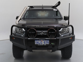 2018 Holden Colorado RG MY18 Z71 (4x4) Grey 6 Speed Manual Crew Cab Pickup.
