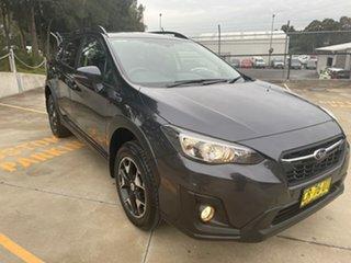 2018 Subaru XV G5X MY18 2.0i-L Lineartronic AWD Grey 7 Speed Constant Variable Wagon