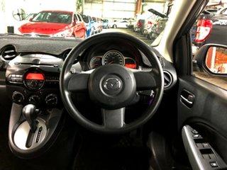 2010 Mazda 2 DE10Y1 Neo Grey 4 Speed Automatic Hatchback