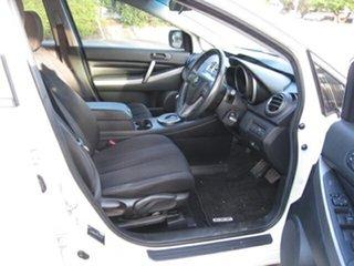 2009 Mazda CX-7 ER MY10 Classic (FWD) White 5 Speed Auto Activematic Wagon