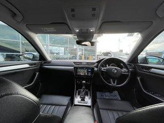 2018 Skoda Superb NP MY18.5 162TSI Sedan DSG Silver 6 Speed Sports Automatic Dual Clutch Liftback