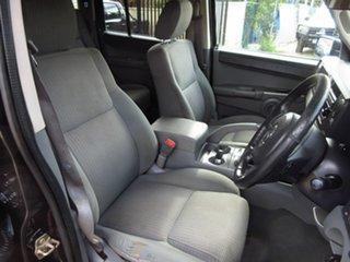 2008 Jeep Commander XH Black 5 Speed Automatic Wagon
