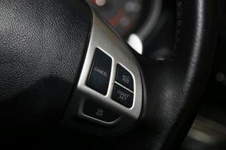 2010 Mitsubishi Lancer CJ MY10 VR-X Sportback Cool Silver 6 Speed Constant Variable Hatchback
