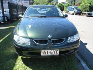 2000 Holden Commodore VT Executive Green 4 Speed Automatic Sedan.