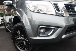 2018 Nissan Navara D23 Series III MY18 ST-X (4x4) Grey 7 Speed Automatic Dual Cab Pick-up.