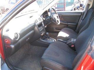 2003 Subaru Impreza MY03 RS (AWD) Red 4 Speed Automatic Sedan