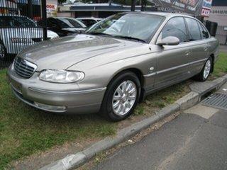 2001 Holden Statesman Finance $46 Per Week Gold 4 Speed Automatic Sedan.