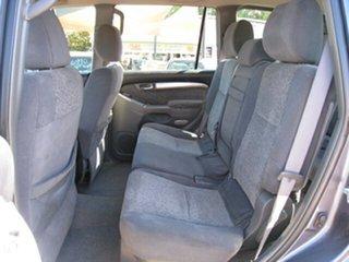 2003 Toyota Landcruiser Prado KZJ120R GXL (4x4) Silver 4 Speed Automatic Wagon