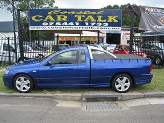2002 Ford Falcon Finance $57 Per Week XR6 5 Speed Manu Blue 5 Speed Manual Utility