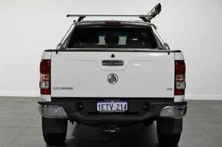 2015 Holden Colorado RG MY16 LTZ Crew Cab White 6 Speed Sports Automatic Utility